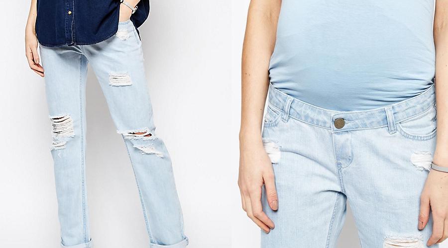 Basicos Embarazo Jeans Coco y Manuela
