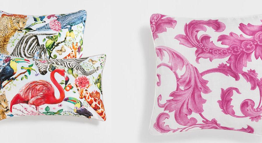 Cojines de Zara Home Coco y Manuela copia