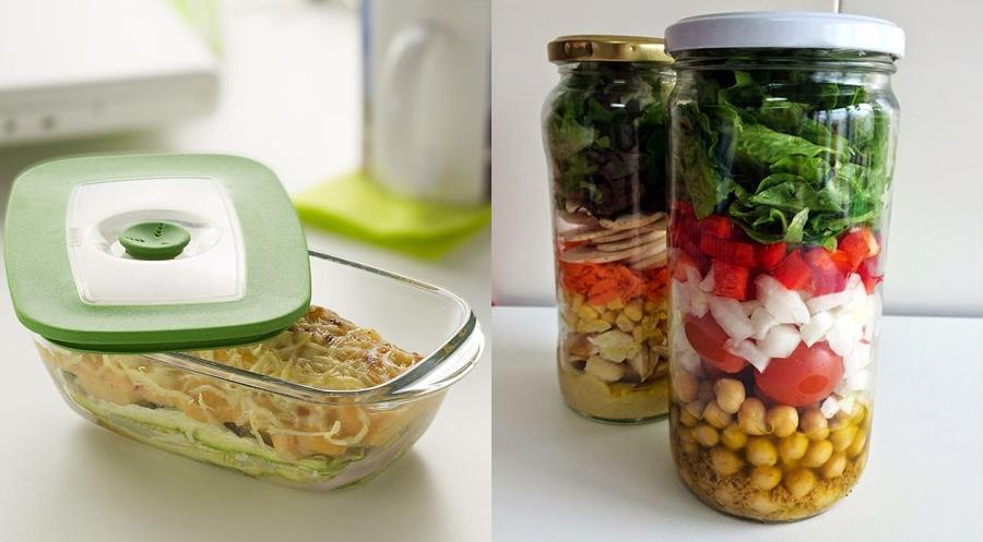 5 ideas saludables para comer de t per en la oficina for Taper de comida