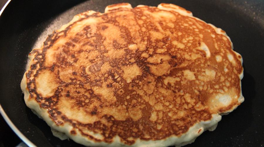 Tortitas Integrales Receta Preparacion Coco y Manuela