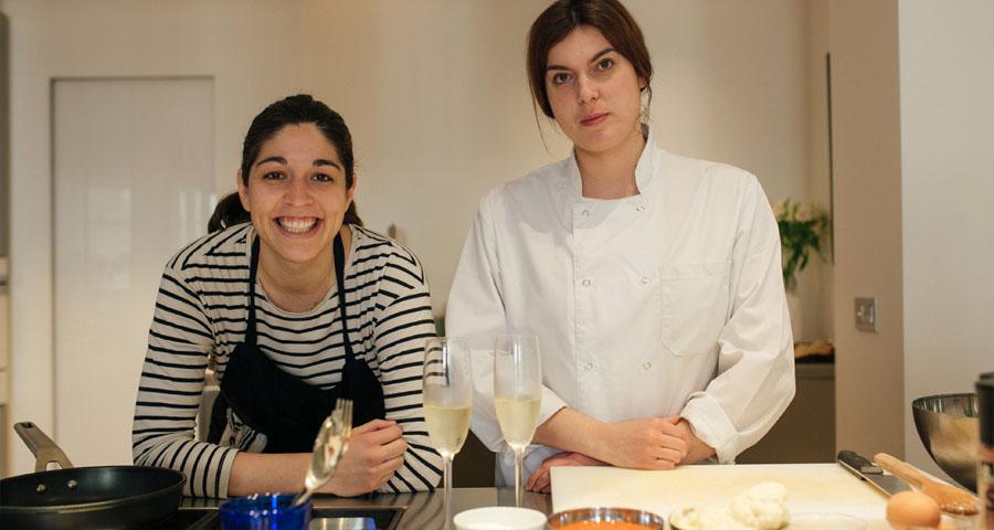 Coco y Manuela Brunch Rotativa Gastronomica