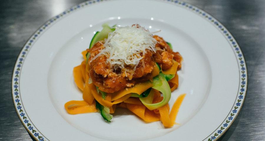 Tallarines de verduras Coco y Manuela Brunch copia