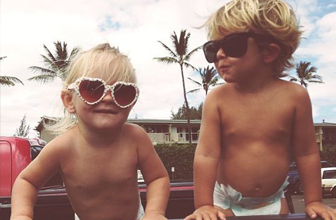 Kids Fashion Sun Glasses Coco y Manuela