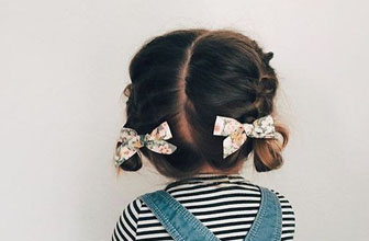 Peinados para Niñas Coco y Manuela