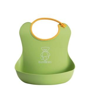 babero-suave-babybjorn-blando-verde