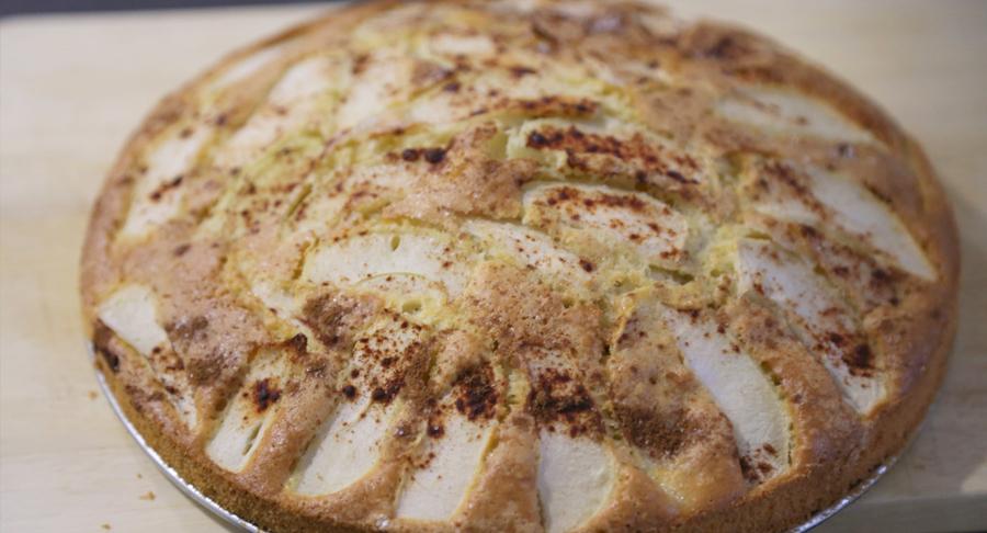 coco-y-manuela-receta-bizcocho-de-manzana-ninos