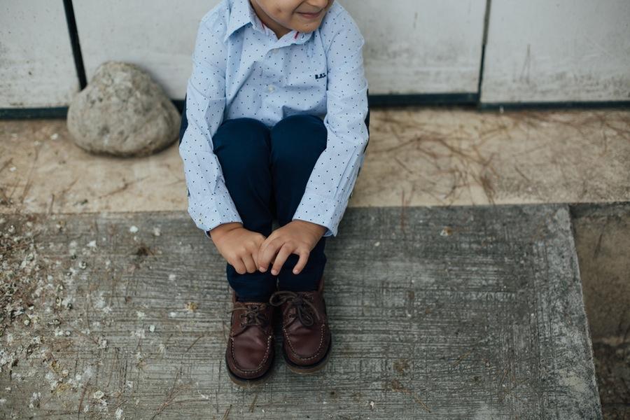 Luis, camisa Boboli, pantalón Boboli. foto kiwo