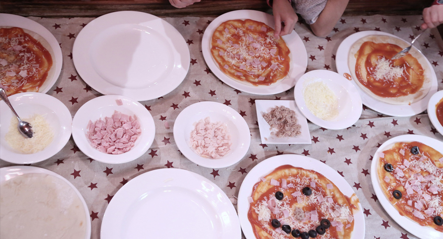 pizzas-taller-coco-y-manuela-finca-los-enebrales-ninos