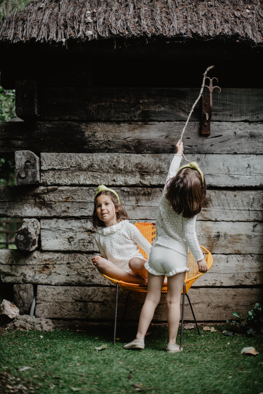El Dia de la COmunion Coco y Manuela Pipi Baby Kids