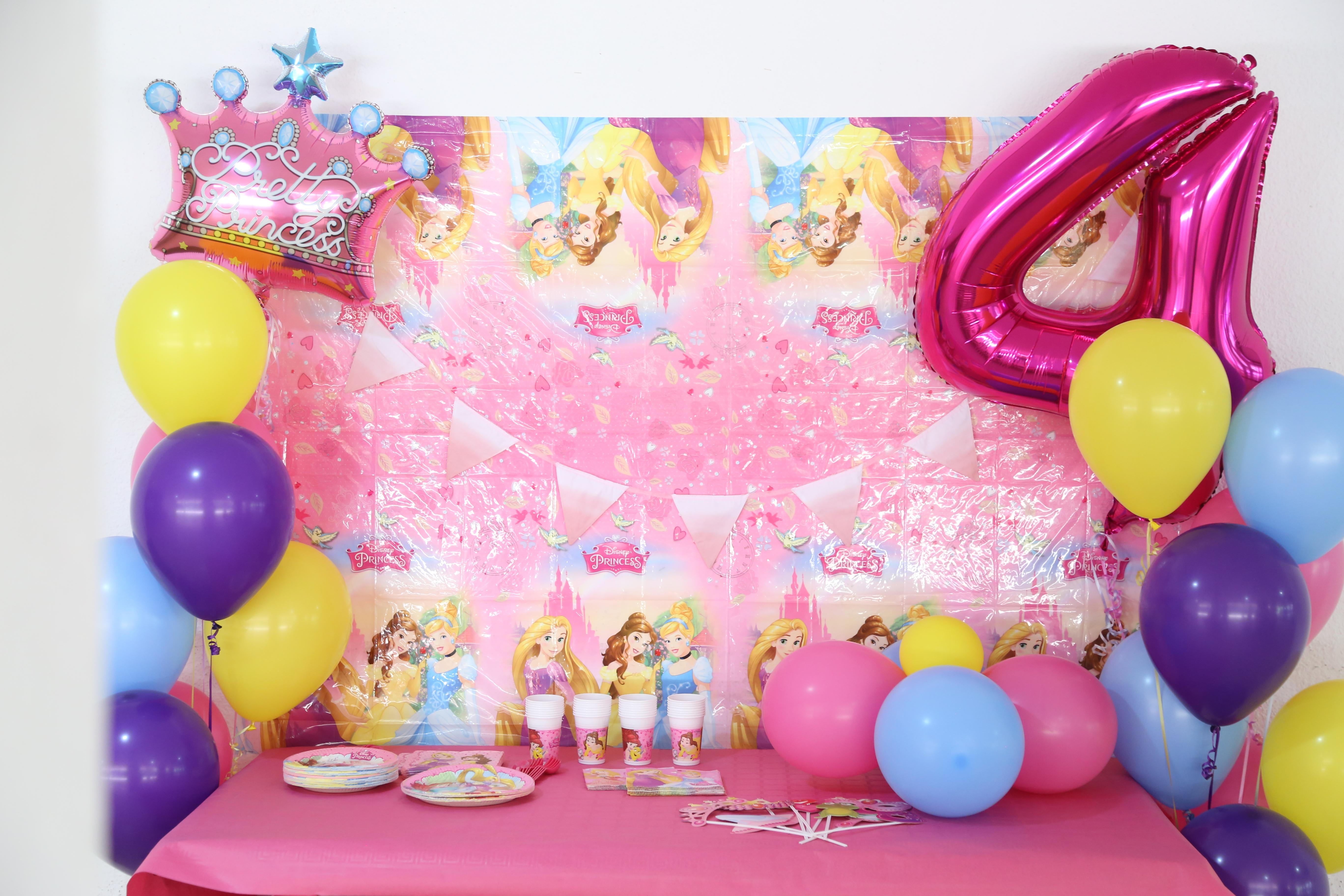 Cumplea os de princesas disney coco y manuela - Fiestas de cumpleanos de princesas ...